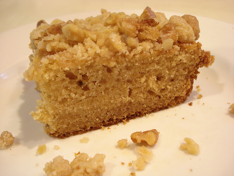 The Cookie Scoop: Apple Walnut Cake