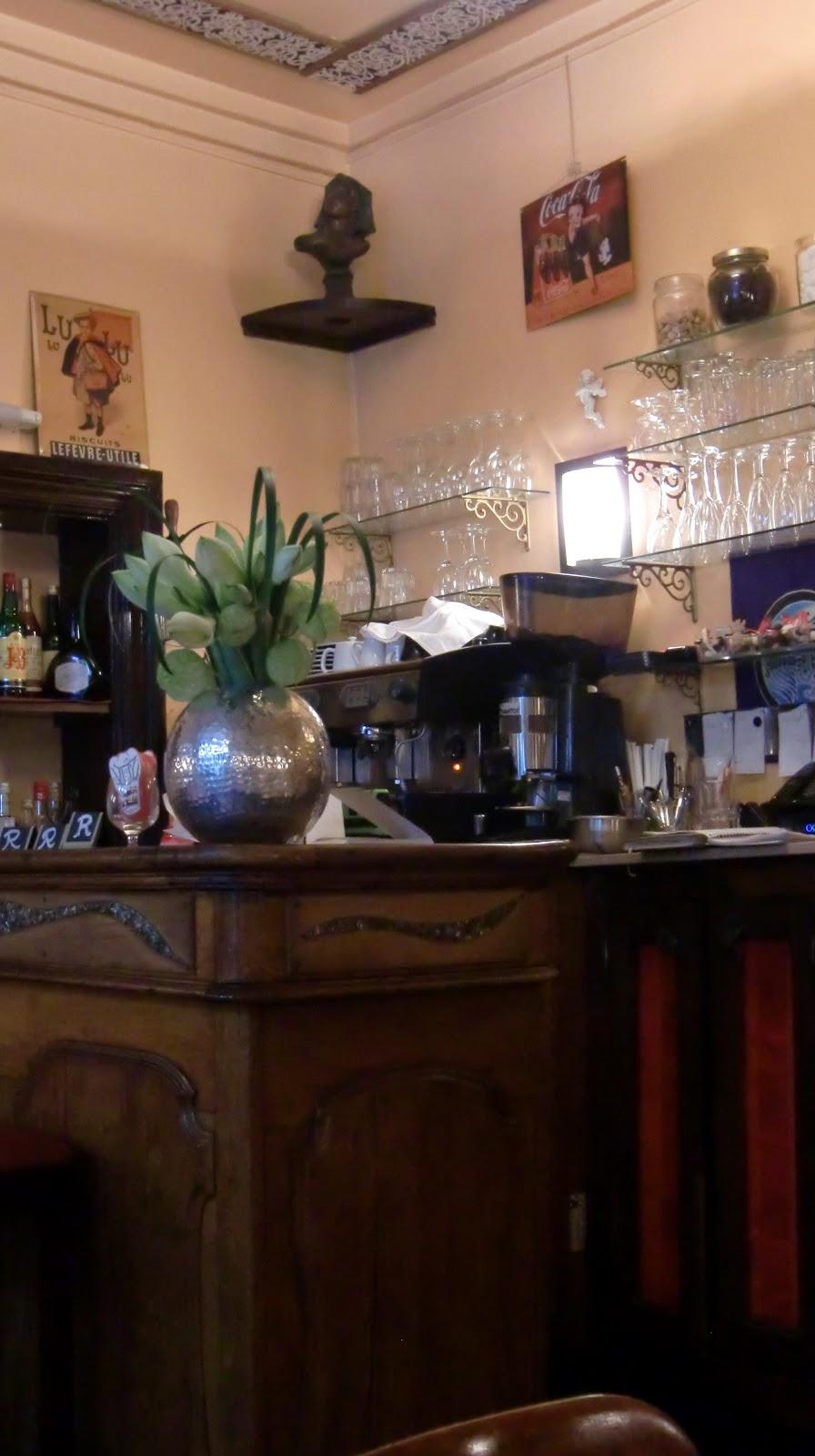 Parisienne postcards la cuisine de philippe for La cuisine de philippe menu