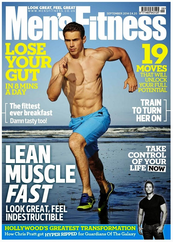 Men�s Fitness UK � September 2014