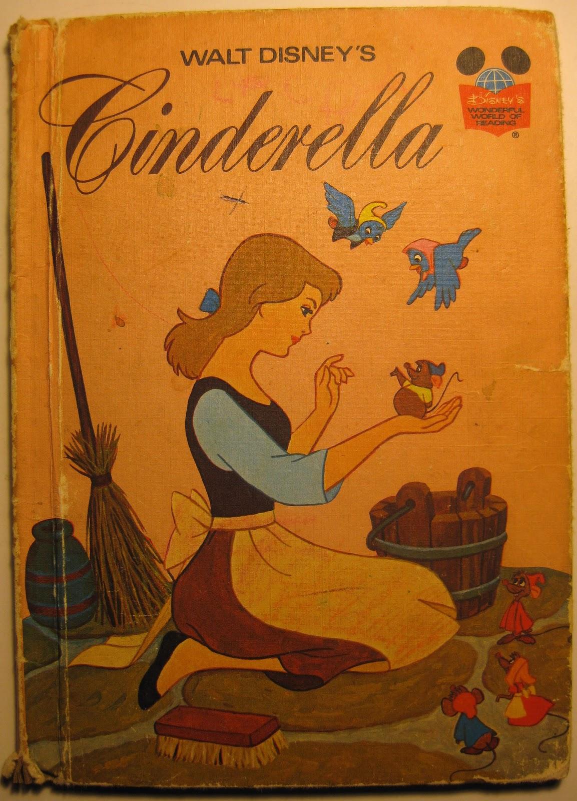 Cinderella 1974 Disney's