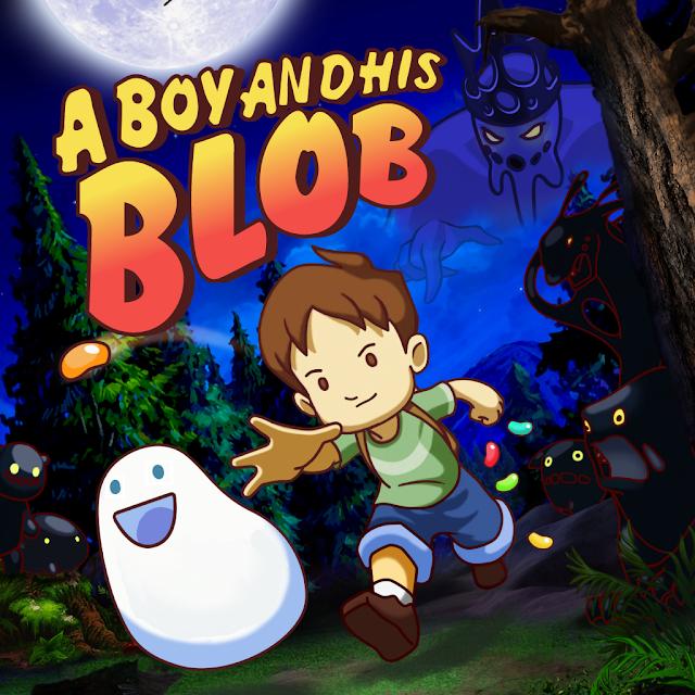 Majesco recupera el remake de A Boy and His Blob de 2009 para nuevas consolas y ordenadores