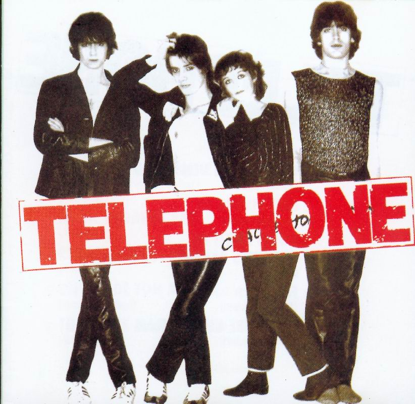 LA PHOTO musicale du jour ... Telephone