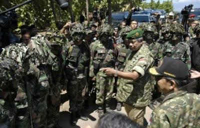 Indonesia Mampu Membangun Kekuatan Militer Besar dan Modern