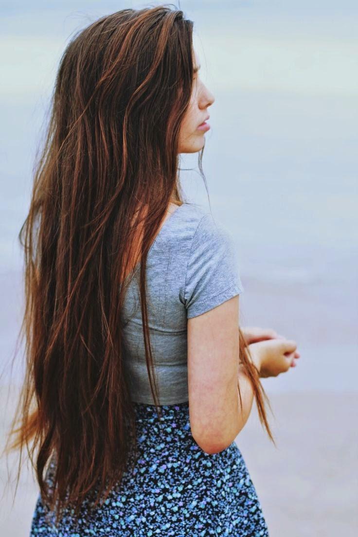 crescer cabelo rápido