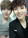 KyuHyun & WooKiE oppa