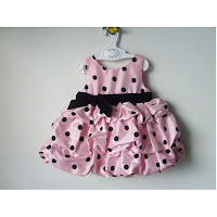 vestido para festa marrom e rosa
