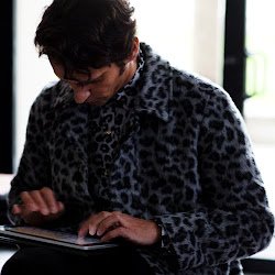 the sartorialist-- tableta i-pad