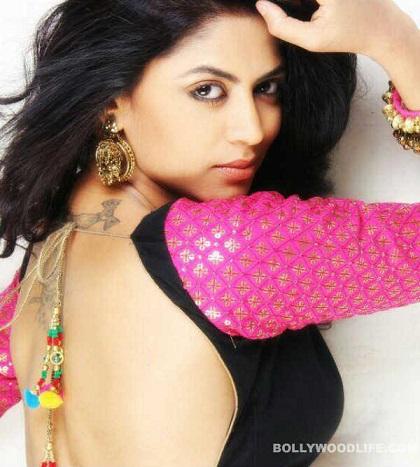 kavita kaushik blouse back