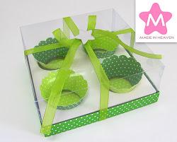 Caixas para cupcakes