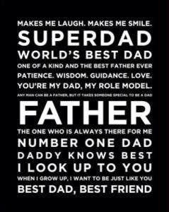 Amazing Fathers Day Quotes