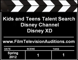 2012 Disney Channel and Disney XD Talent Search
