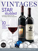 LCBO Wine Picks from November 14, 2015 VINTAGES Release
