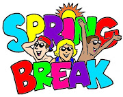 My kiddos are on Spring Break this week, YAY! I actually enjoy having my .