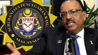 SPRM siasat empat pegawai di tiga kementerian