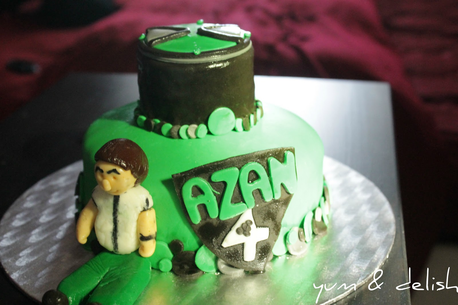 Off Trying To Get The Fondant Dark Esp Black Whew But Finally I Did It And Was Worth He Loved Quite Excited Seeing Cake