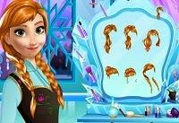 Frozen: Una aventura congelada - Anna makeup
