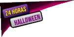 24 Horas de Halloween - Já passou