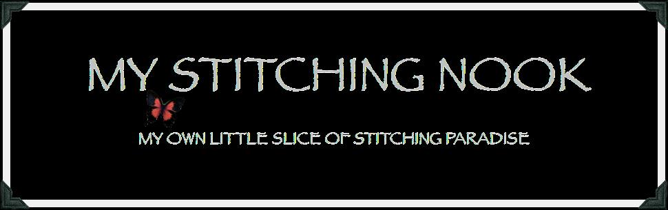 My Stitching Nook