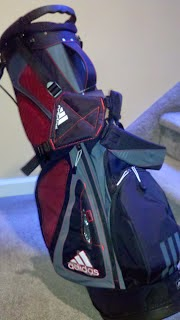 Adidas Golf Strike aG Stand Bag