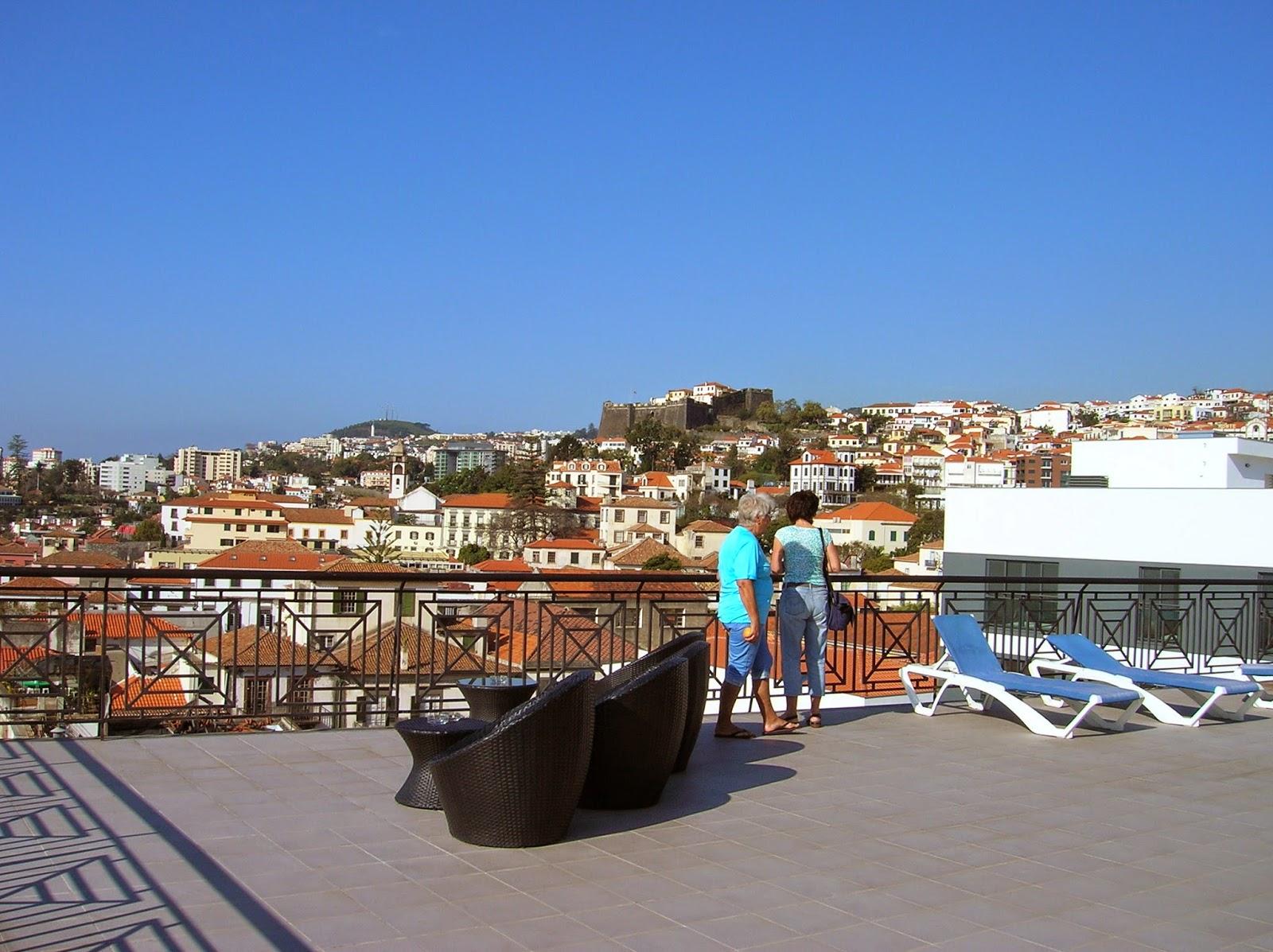 Hotel Orquídea,  Castelo do Pico (S. Joao Batista), Madeira, Portugal, La vuelta al mundo de Asun y Ricardo, round the world, mundoporlibre.com