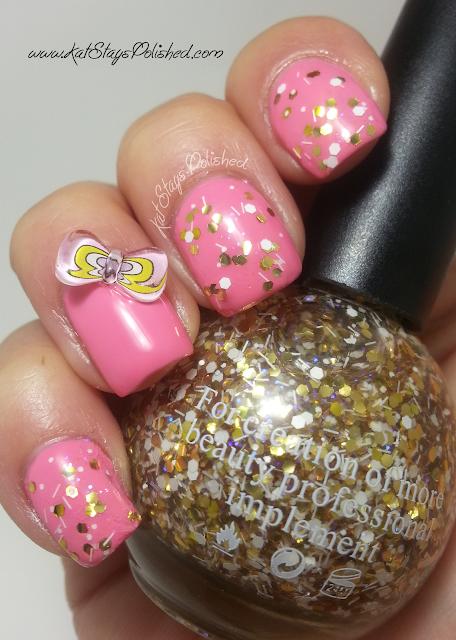 kkCenterHK Nail Art Bows-Ebalay Glitter Polish