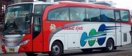 Nomor Telepon Agen Bus Kramat Djati