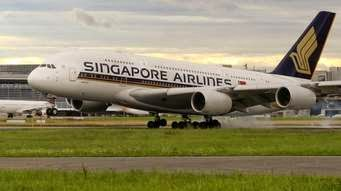 Singapore Airlines my favorite Airline to fly