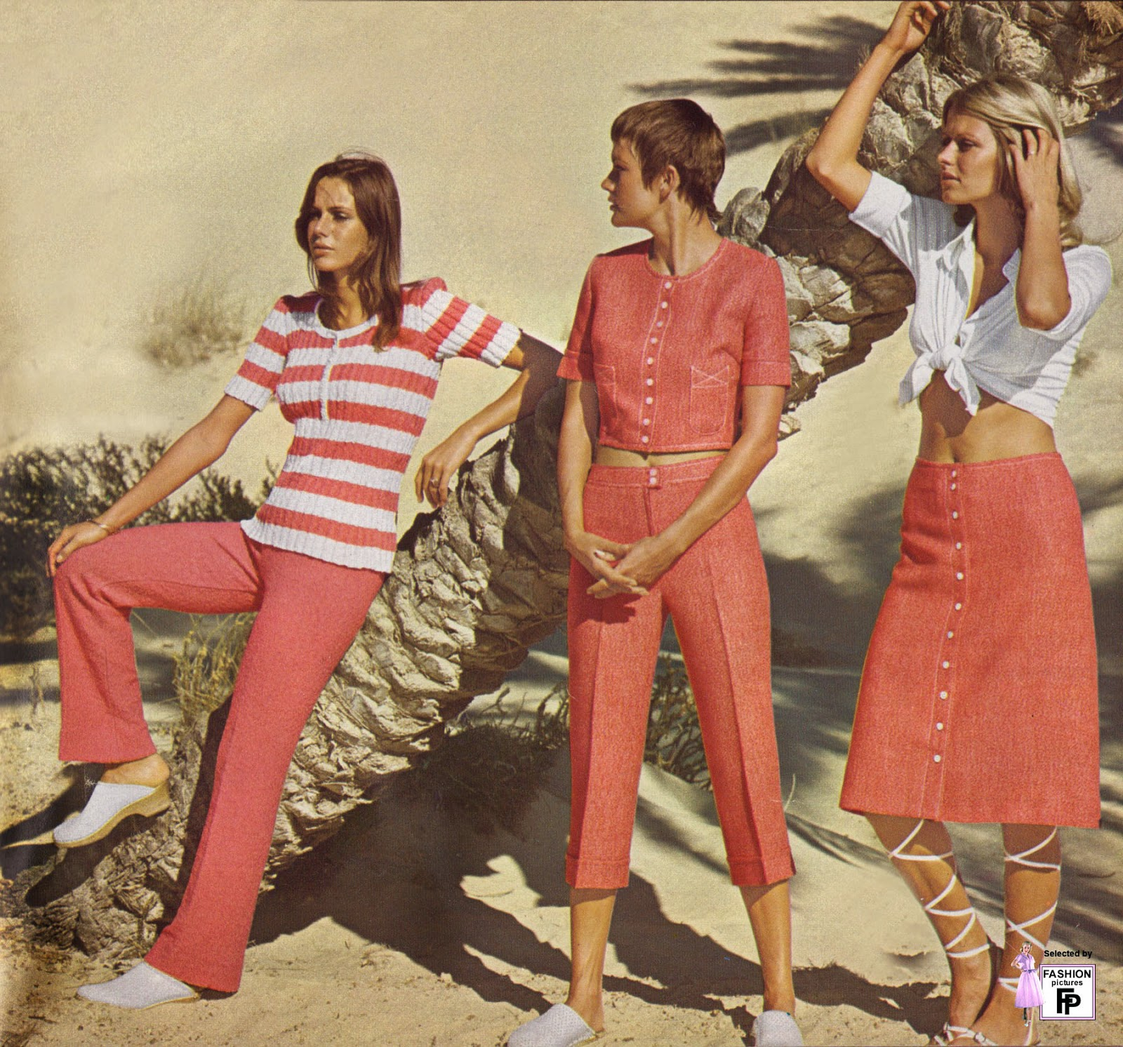 Awesome and Colorful Photoshoots of the 1970s Fashion and Style Trends