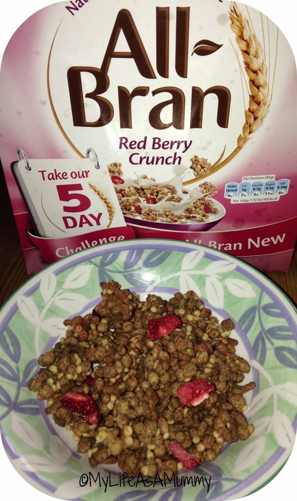 Red Berry Crunch