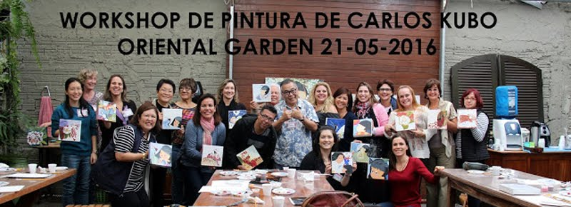 Workshop ORIENTAL GARDEN 21 05 2016