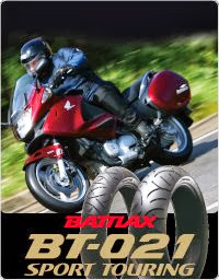 BRIDGESTONE BATTLAX BT021