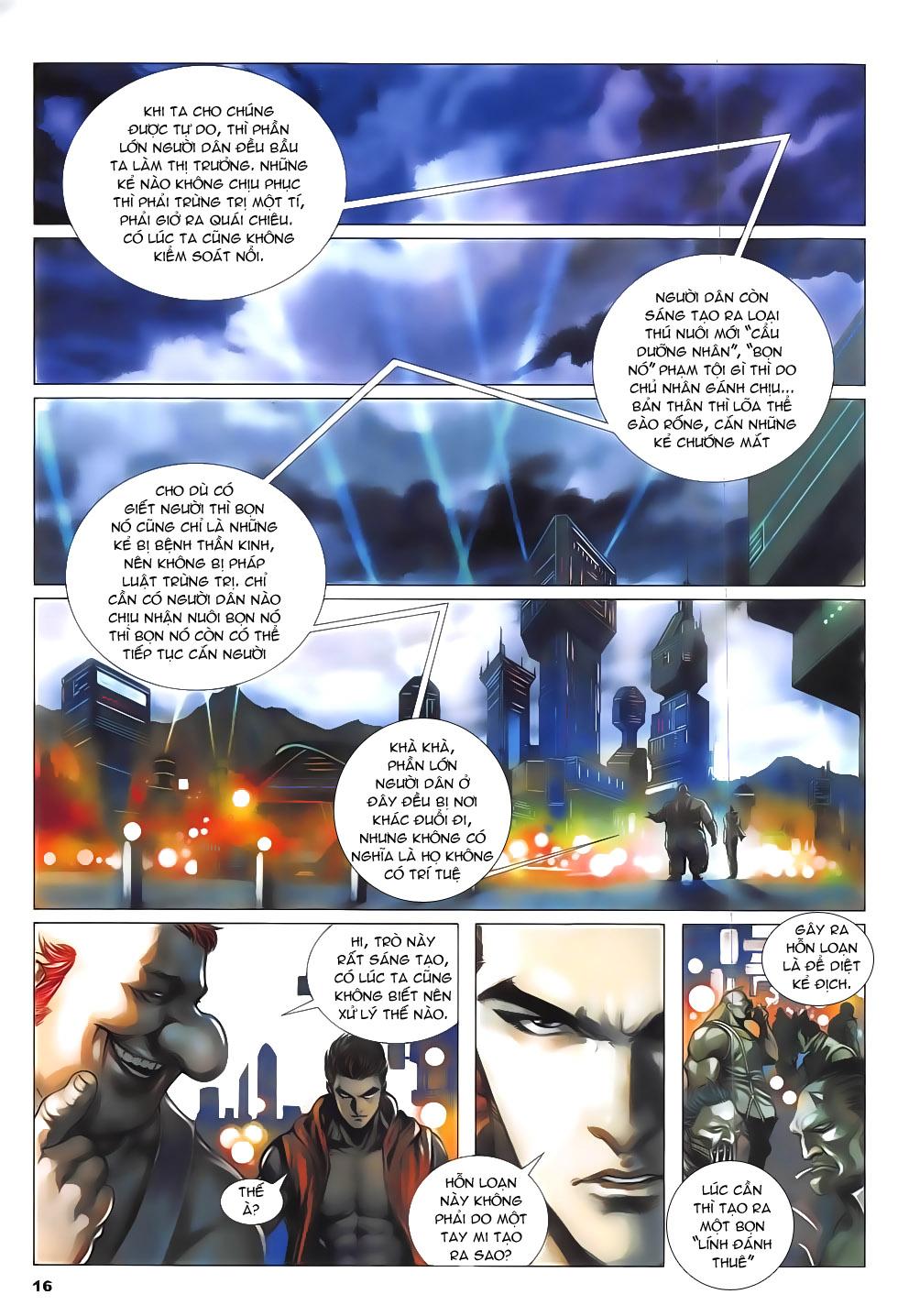 Hải Hổ 2.5 chap 2 - Trang 15
