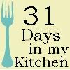 http://simply-da-best.blogspot.com/p/31-days-in-my-kitchen.html