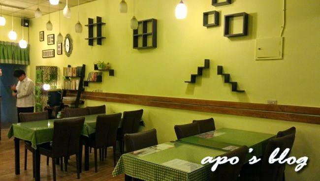 草屯素食-頂味香餐廳