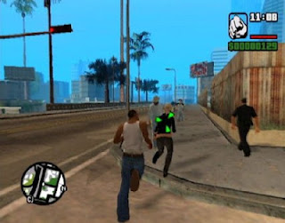 Free Download Game GTA San Andreas