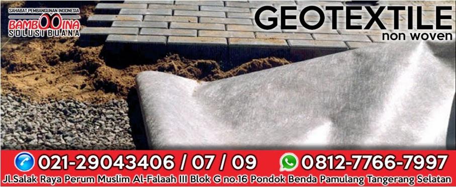 Jual Geotextile Bekasi