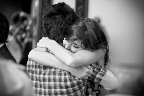 Um abraço forte