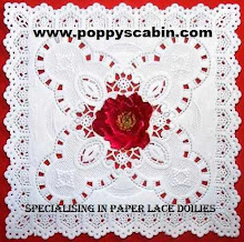 Beautiful Lace Doilies + more