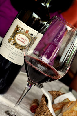 Drinking Chianti Classico in Tuscany | Taste As You Go