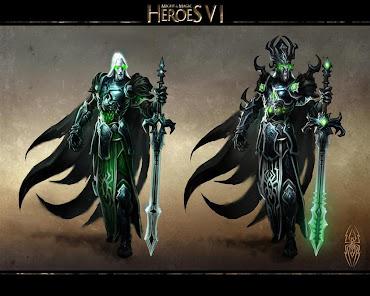 #2 Might Magic Heroes Wallpaper