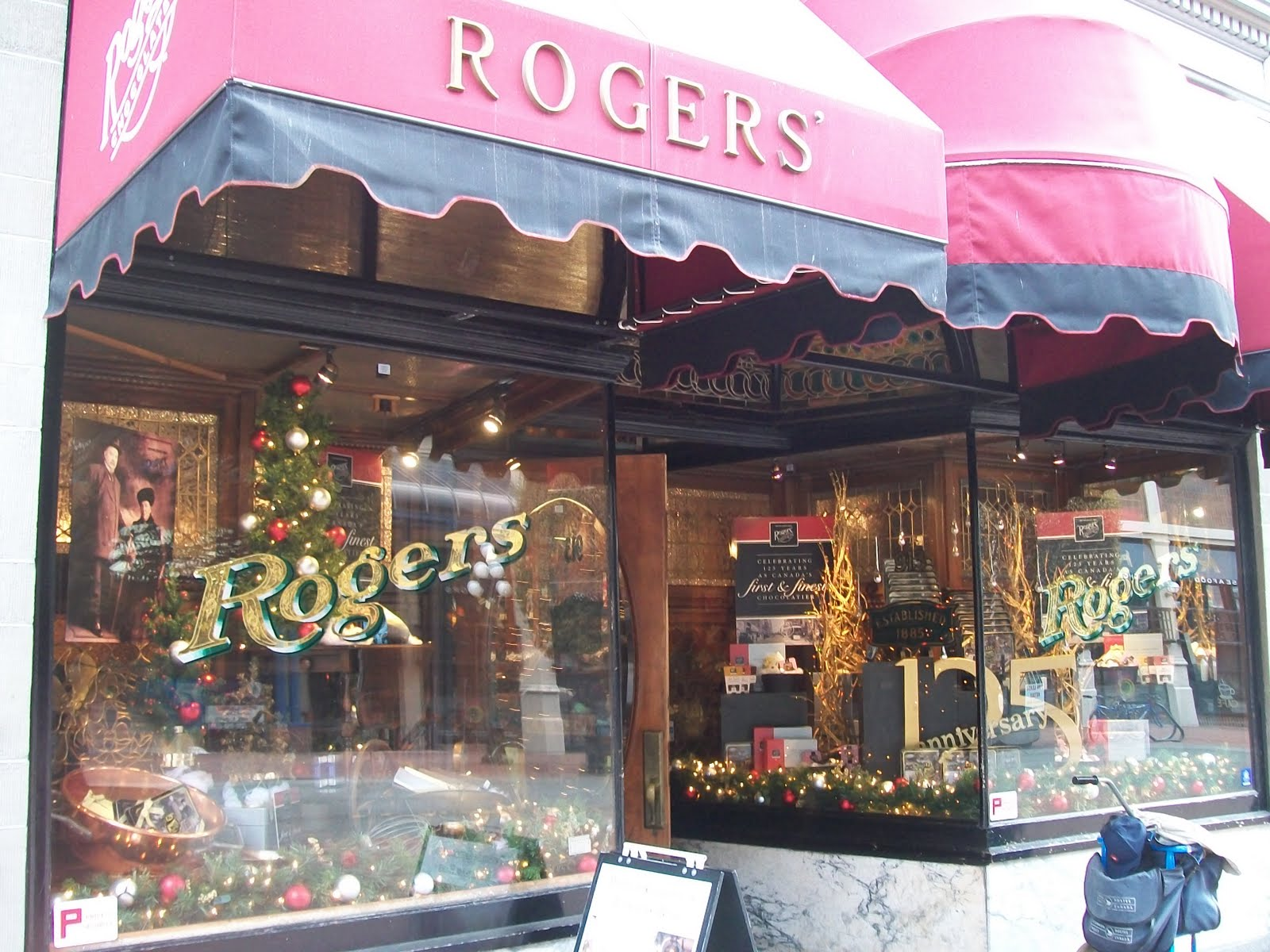 external opportunities and treats on rogers chocolate Rogers' chocolates, victoria, bc 69k likes lots of tourist type stores on government street, but rogers chocolates is a gem every single thing i purchased was absolutely delicious.