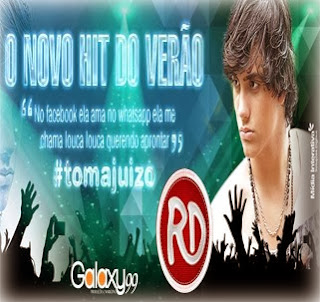 Rennan David - Toma Juizo  – Mp3
