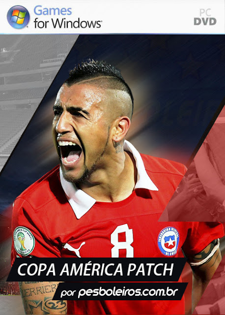 [PES 13 PC] Pes Boleiros Copa América 2015™ Cover%2BBoleiros%2BCA