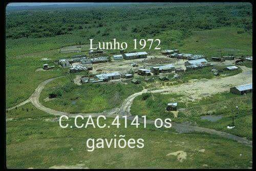 C.CAC.4141 os gaviões