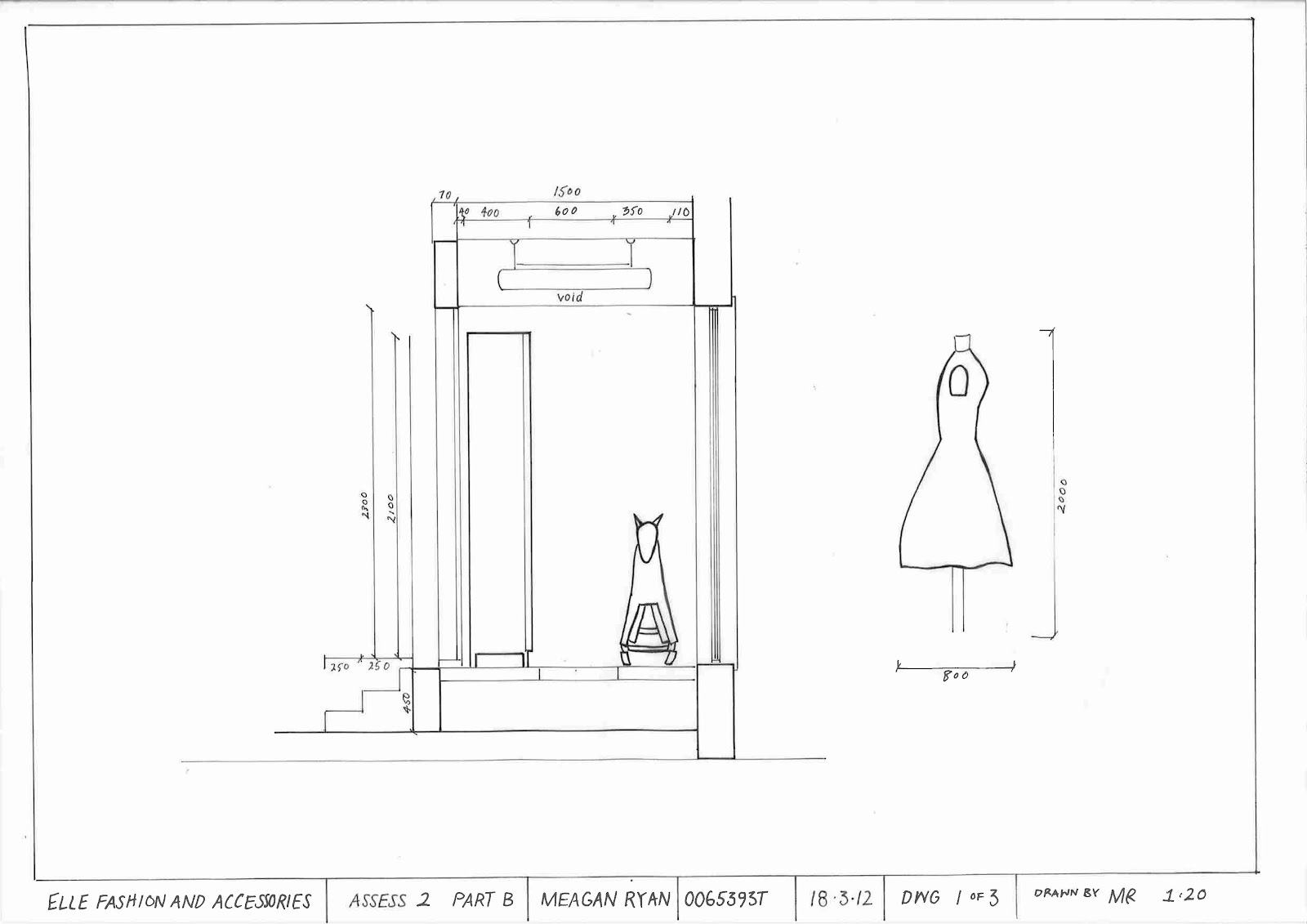 Interiors c3id017b design a window display for Section window design