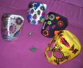 Ideas para Reciclar Plastico en Halloween, Parte II
