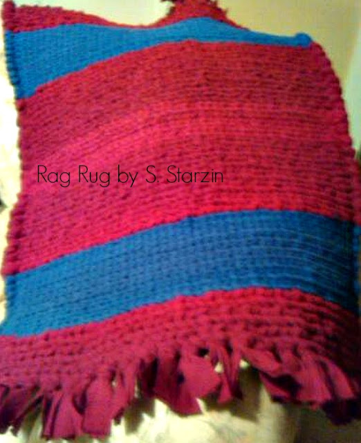 Our Old Country Store: Weaving Stripes: Pattern Tutorial
