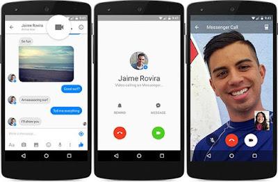 Las videollamadas podrían llegar a WhatsApp en 2016
