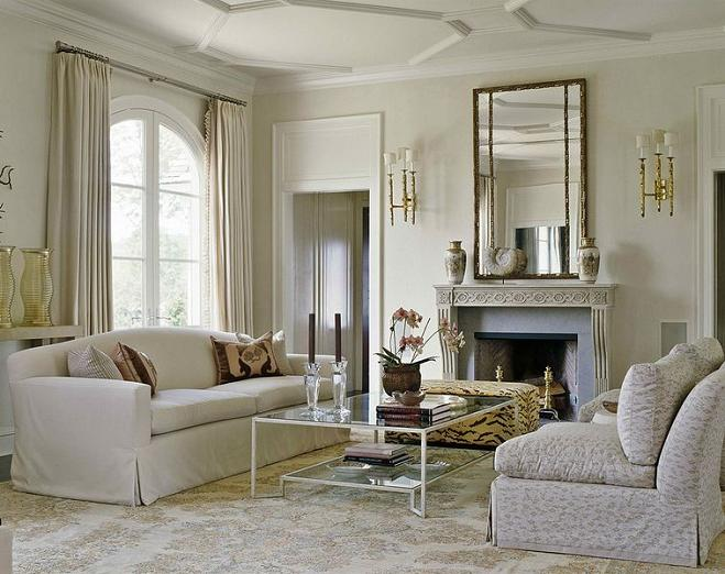 Elegant And Exquisite Interiors By Sherrill Canet