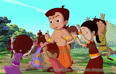 Pictures of Chota Bheem Cartoon